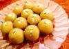 Tasty Besan Laddu - Sweets Recipe