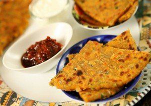 Chana Dal Paratha Recipe
