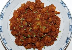 Healthy Soya Chunk Fry Recipe