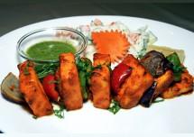 Aachari Paneer Tikkas - Indian Food Recipe