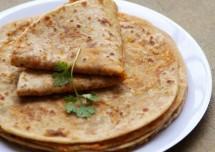 Ajwain/Carom Paratha Recipe