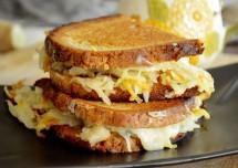 Aloo Tikki Sandwich Recipe
