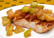 Apple with Pork chops recipe