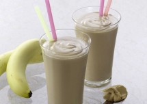 Banana Peanut Smoothie Recipe