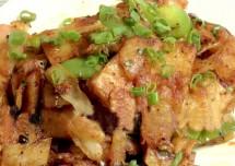 Best and Yummy Chilli Parotta Recipe