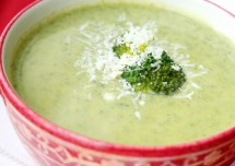 How to Make Tasty Broccoli Soup Recipe