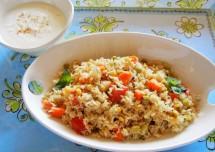 Brown Rice Pulao Recipe