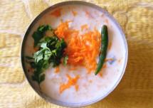 Healthy Carrot Raitha Recipe