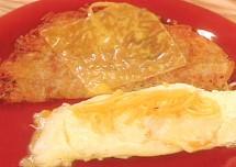 Cheesy Cheese Omelet Recipe
