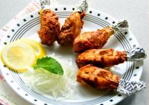 Tangdi Kabab Chicken Special Recipe