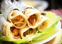 Tasty Chicken Roll Recipe