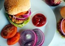 Chickpea Burger Recipe