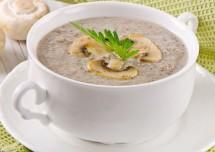 Creamy Mushroom Soup Recipe