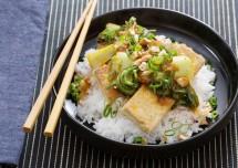 Crispy Vegetables and Tofu Recipe