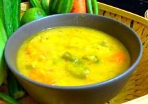 Dalma (Lentil Cooked in Vegetable) Recipe