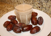 Dates Milkshake Recipe