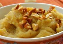 Indian Dussehra Badam Halwa Recipe