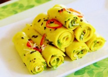 Easy and Tasty Khandvi Recipe