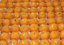 Vinayaka Chathurdhi Special Motichoor Laddu Recipe