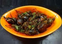 Andhra special- Gutti vankaya kura Recipe