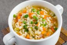 Healthy Barley Soup Recipe