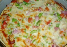 Homemade Pizza Recipe without Oven
