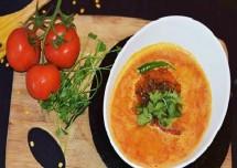 Hyderabadi Style Tomato Curry Recipe