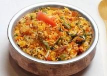 Hyderabadi Vegetable Biryani Recipe