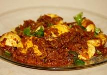 Kerala Style Egg Roast Recipe