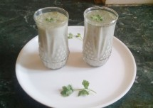 Masala Chass Spicy Buttermilk Recipe