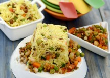 Mixed Sprouts Rice Recipe