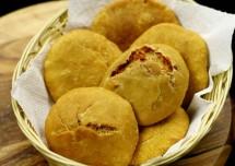 Spicy Moong Dal Khasta (Crisp) Kachori Recipe