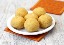 Yummy Moong Dal Laddu Recipe