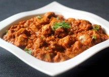 Fresh Mushroom Curry Recipe