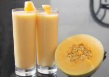 Shivaratri Special Muskmelon Juice Recipe