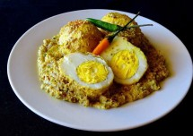 Delicious Mustard Egg Curry Recipe