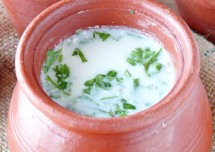 Neer Mor (Buttermilk) Recipe