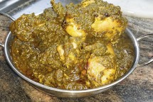 Delicious Palak Chicken Recipe