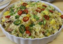 Tasty Pineapple Fried Rice Recipe