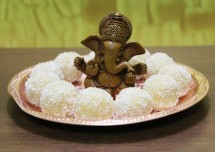 Quick Coconut Ladoo Recipe