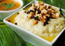 Rice Pongal Recipe