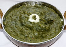 Sarson Ka Saag (mustard green curry) Recipe
