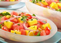 Summer Special Raw Mango Salad Recipe