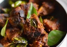 Spicy Mutton Sukka Recipe