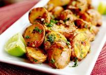 Spicy Potato Roast Recipe