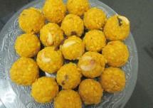 Sweet Boondi Laddu Recipe