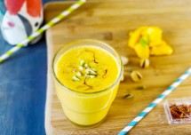 Tasty and Tangy Mango Lassi Recipe