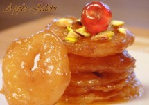 Tasty Apple Jalebi Recipe