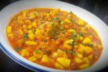 Tasty Corn Curry Recipe