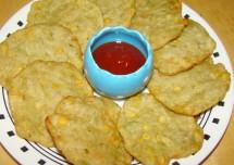 Tasty Pappu Chekkalu (Rice Cracker) Recipe